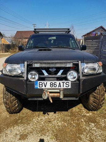 Nissa Patrol Y61
