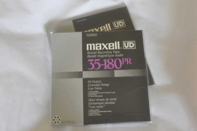 Banda Maxell UD 35-180 PR