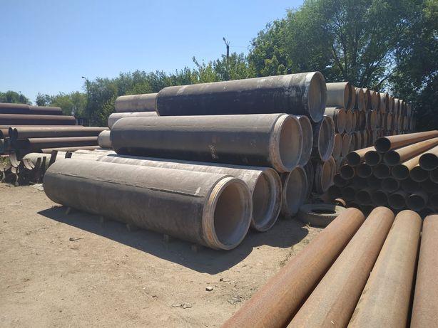 Трубы ТНГ бетонные