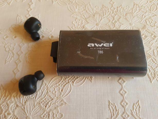 Casti Awei T85 Bluetooth Mini, Bluetooth®, Rezistente la Apa