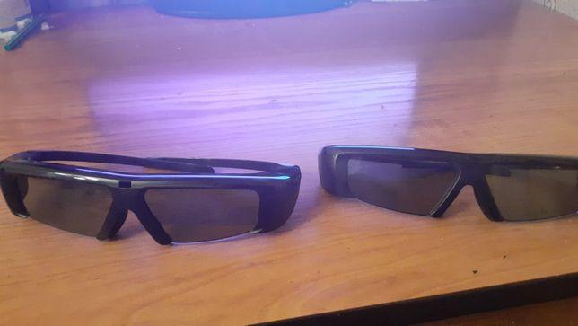 3 Д электронные очки на любой тип телевизора с 3Д