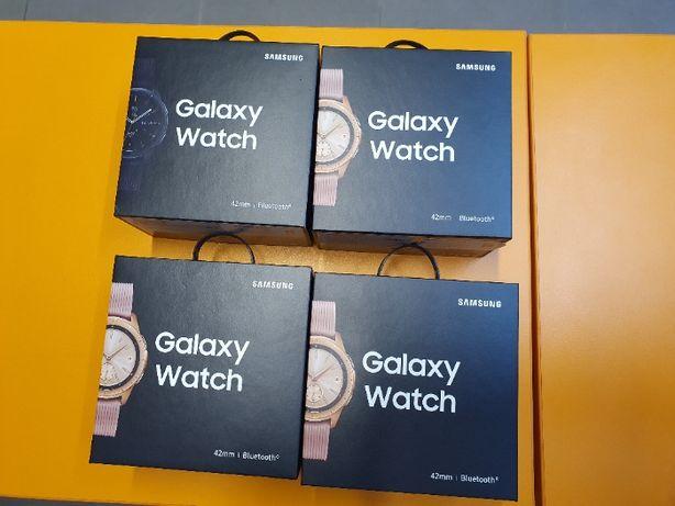Samsung Watch, 42mm, R810N, Black, Pink Gold, impecabile, garantie!