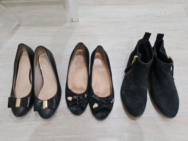 Обувь женская, туфли, 37 размер