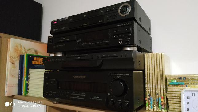 Linie audio HI-FI (Sony, JVC, AIWA, Technics)