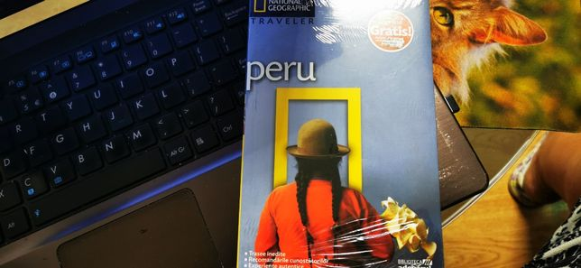 Colectia National Geographic Traveler Nr. 2 - PERU-Adevarul, 2010