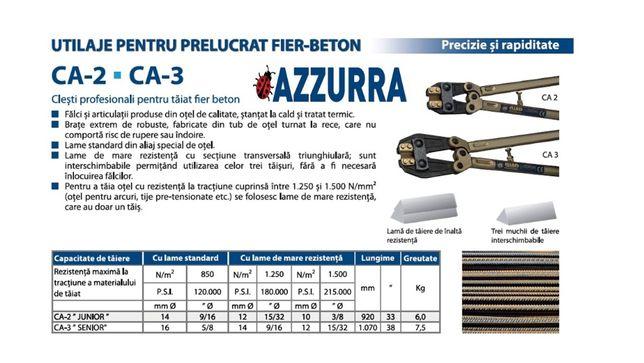 CLESTE FIER BETON Ø16/ Cleste-foarfeca de taiat fierbeton SPANIA