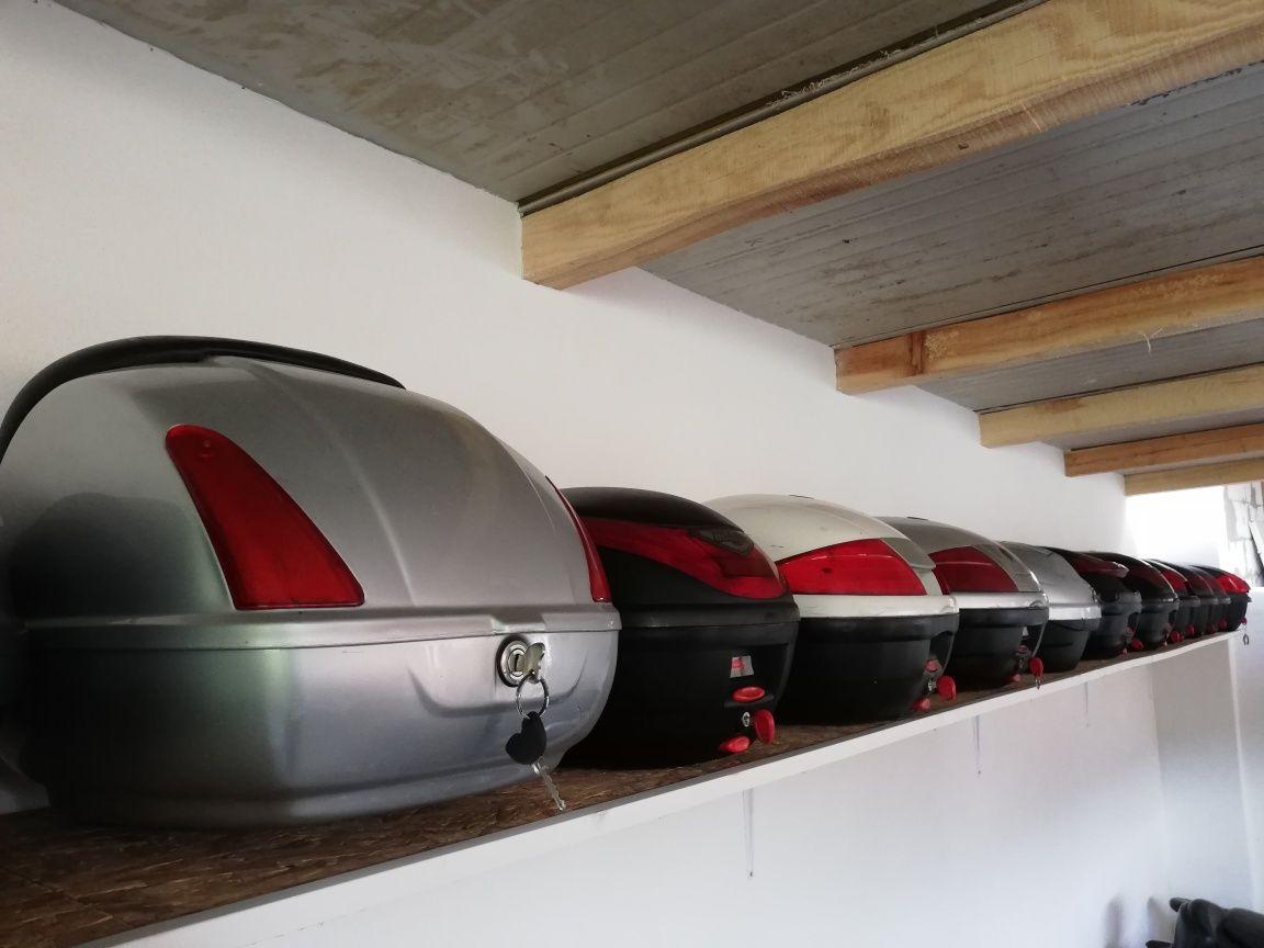 Куфари за Мотоциклети и Скутери .