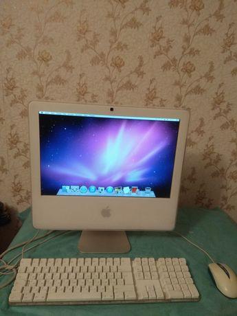 Продам моноблок IMac Apple за 19000 тенге.