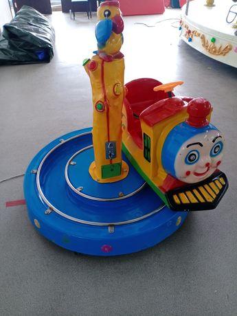 Игровые машина паровоз