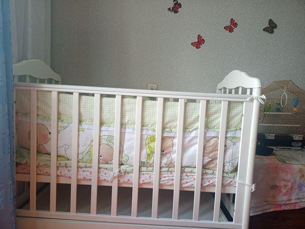 Детская кроватка недорого