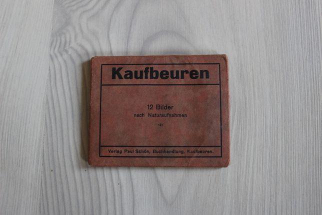 Set 12 poze 1936, VERLAG PAUL SCHON - Kaufbeuren