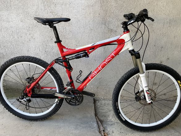 Велосипед Ghost ASX 5500