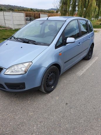 Vand Ford c - max
