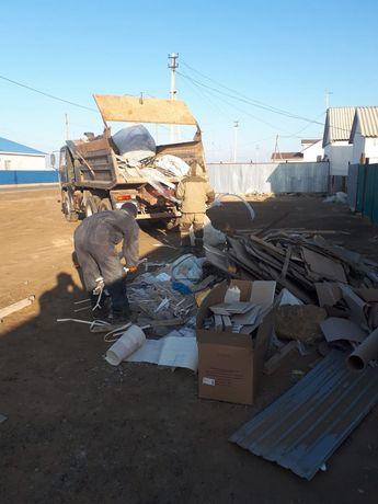 Недорого! Вывоз мусора на камазе