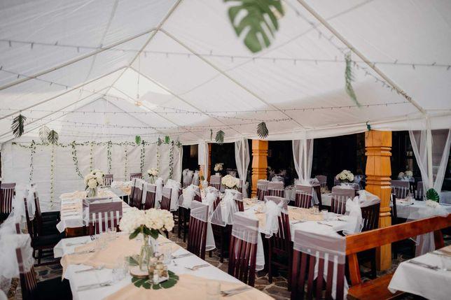 De vanzare/ inchiriat Cort de nunta 5×10m