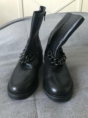 Ботинки женские braska новые полусапожки сапоги