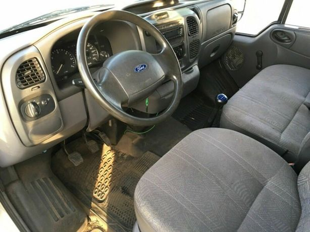 Kit schimb volan piese ford transit din 2001 până în 2004