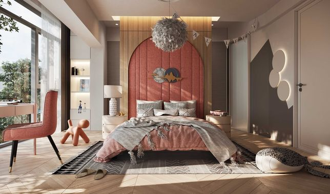 Дизайн интерьера от 1000тг м²
