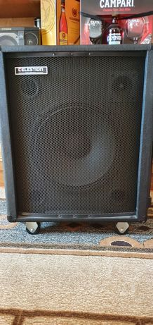 Boxa Celestion Equipped