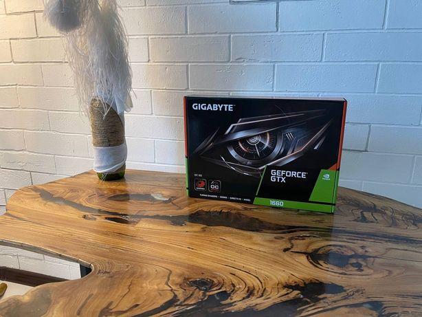 3 года гарантии. Gigabyte GTX 1660 6GB OC GDDR6. Запечатаная! Спешите.