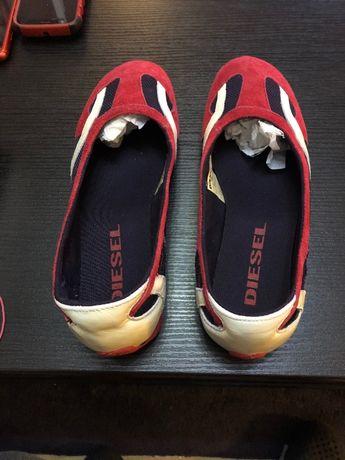 Ново!!! Дамски обувки Diesel номер 37