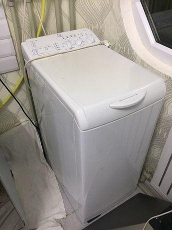 indesit witl 106, стиральная машина автомат - вертикальная загрузка