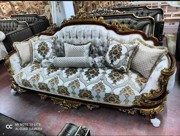 Мягкая мебель тройка