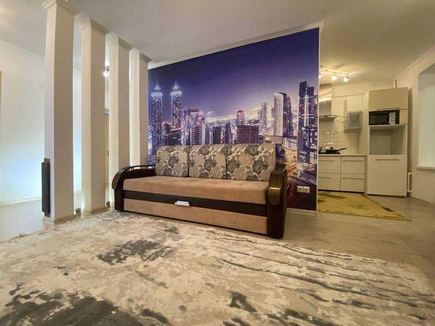 Сдам посуточно 3 ком люкс апартамент в Актобе, 11 мкр, новая кв