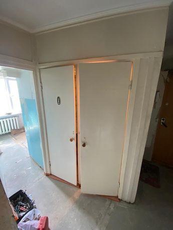 Двери межкомнатные чисто из дерево ссср