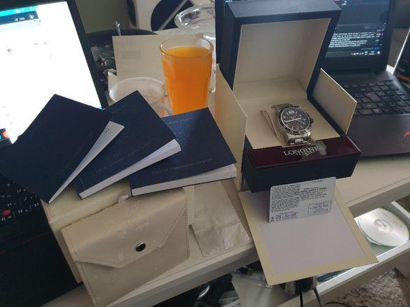 Longines Admiral GMT часовник