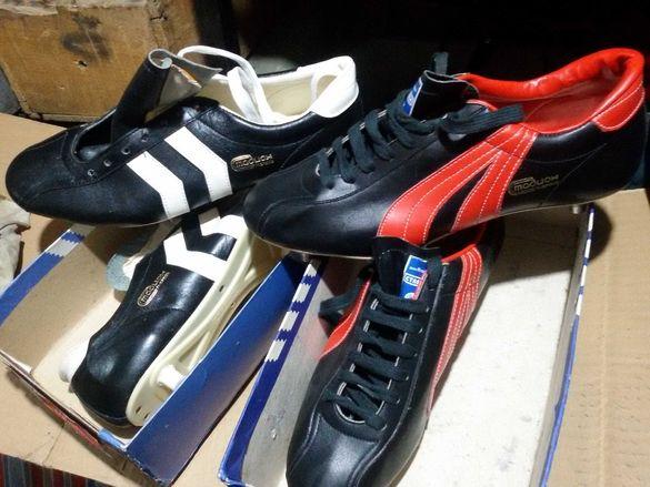 Футболни обувки - бутонки