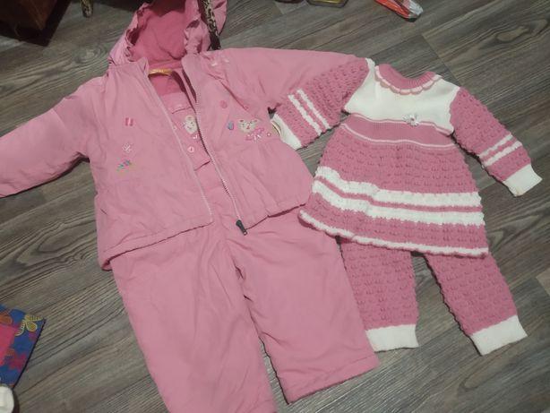 Разгрузка детского гардероба