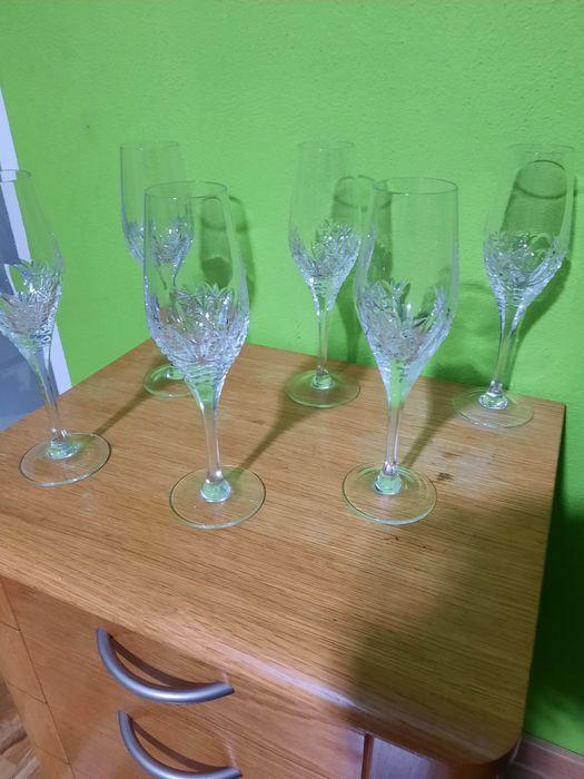 De vânzare pahare cristal gravate manual