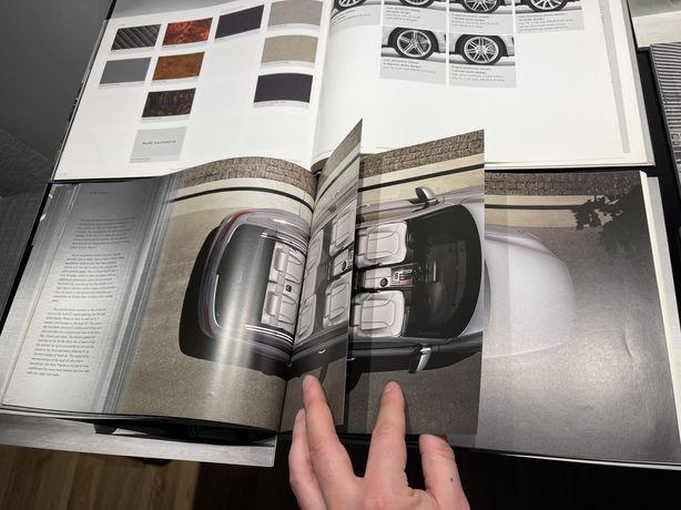 Brosuri prezentare Audi