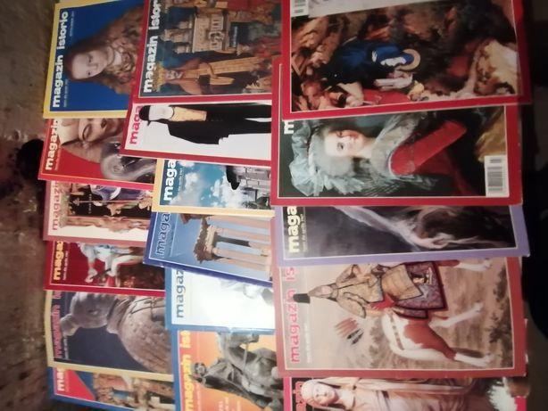 Magazin istoric, colectie