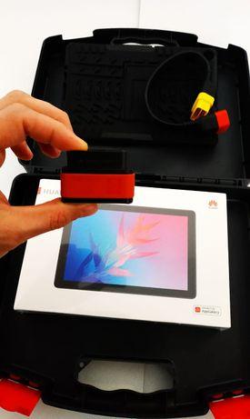 KIT Interfata auto Launch X431 EasyDiag Dbscar Original+Tableta Huawei