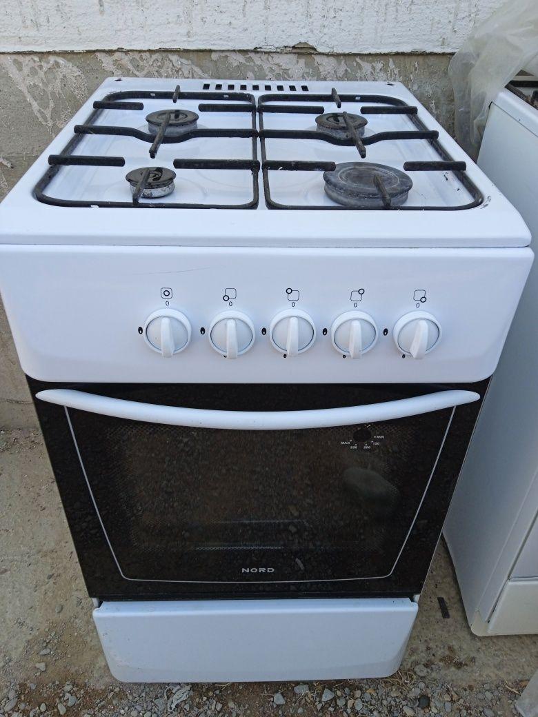 Газ плита газовая плита  духовка газовая работает
