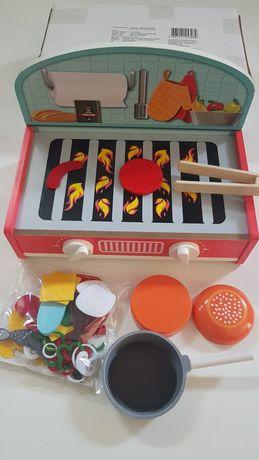 Bucătărie bbq copii