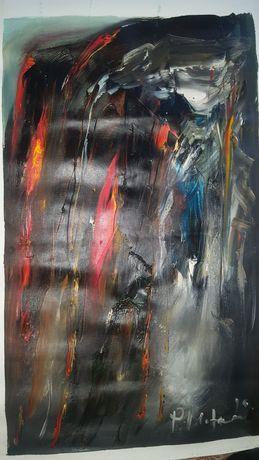 Картини на Павел Митков