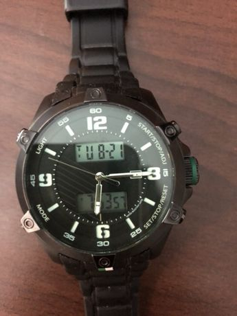 Ceas Tommy Hilfiger dual time
