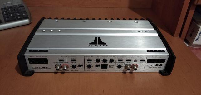 JL Audio 500.1 и JL Audio G-MAX 1200