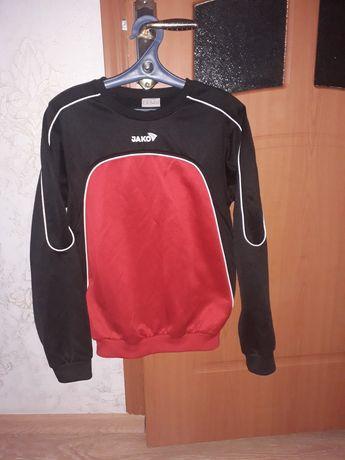 Фирменная спортивная кофта Jako на подростка 14-15лет