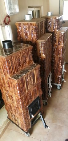 Sobe teracota montate pe roti braila zona vidin