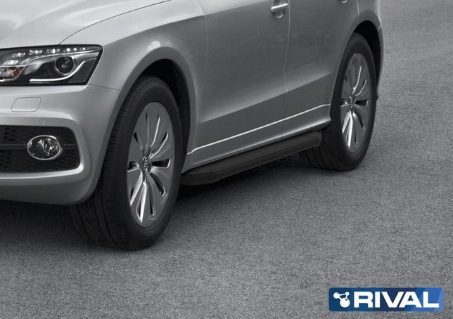 Пороги на Audi Q5 2008—2017