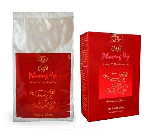 Вьетнамский кофе в зернах и молотый. Лидер продаж кофе в мире!