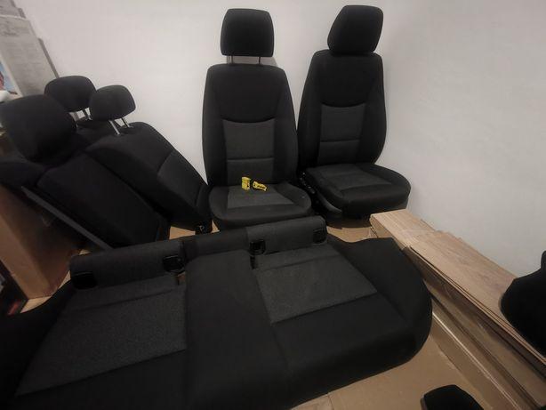 Vand interior incalzit BMW E90 textil