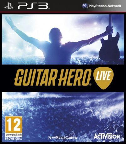 Joc PS3 - Guitar Hero Live, playstation 3