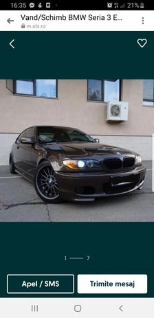 Vand BMW e46 coupe fl