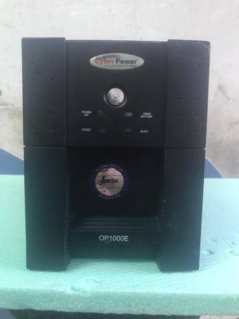UPS-CyberPower OP1000E