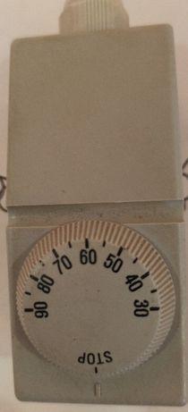 Termostat de teava si boiler electric